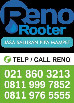 RENO ROOTER JAKARTA CUCIAN PIRING MAMPET