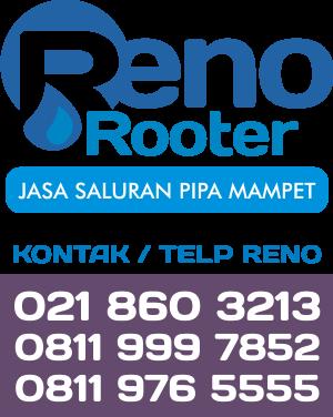 RENO ROOTER JASA PIPA TERSUMBAT WC MAMPET JAKARTA