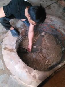 saluran pembuangan air mampet