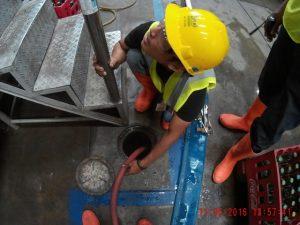 pelancaran di pabrik coca cola indonesia