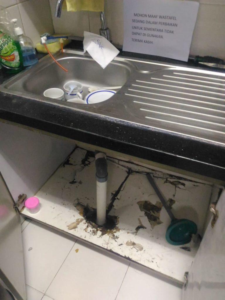 Solusi cleaning pipa mampet jakarta depok bogor bekasi tangerang